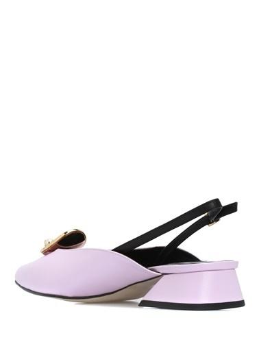 Beymen&Designer Ayakkabı Lila